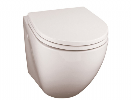 Ideal Standard E0021 Toilet Seat & Cover For Wall Hung WC - SPECIAL ORDER